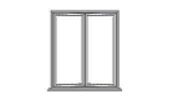 2 leaf bi-fold doors